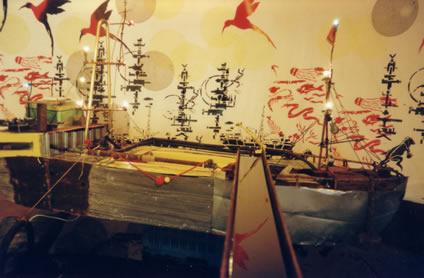 oelrinnenschiff