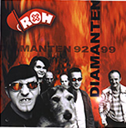 """CD 1999 ROH """"diamanten"""""""